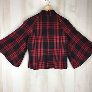 Larry Levine Flannel Jacket  Fall